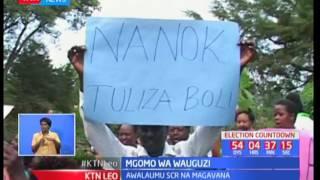 Mgomo wa wauuguzi waendelea
