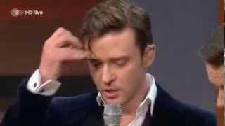 Justin Timberlake   Mirror Live Bei Wetten Dass