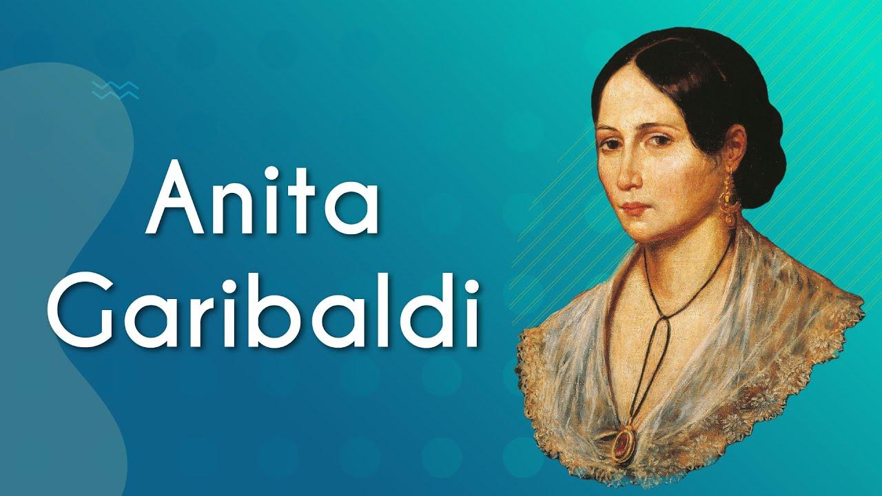 Anita Garibaldi | Grandes Mulheres da História