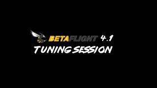 BETAFLIGHT 4.1 + RPM Filter | Tuning tips in the description | FPV DRONE RACING