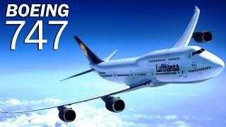 Boeing 747   The Jumbo Jet