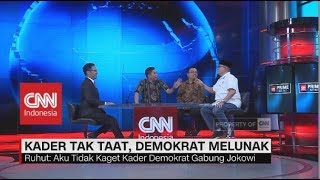 Download Video Debat Panas Ruhut vs Jansen, Pengamat: Pikiran Demokrat ke Prabowo, tapi Hati ke Jokowi MP3 3GP MP4
