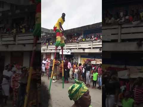 Masquerade disgraced in a vial video