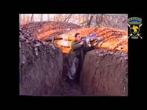 RATNA DEJSTVA 511.SLAVNE BRIGADE 1994.GODINE - DRUGI DIO