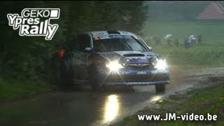preview picture of video 'ERC GEKO Ypres Rally 2013 [HD] by JM'