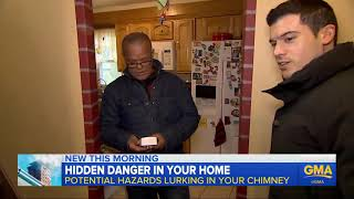 How to keep your chimney safe