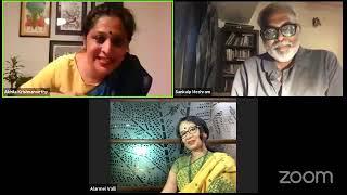 The Artiste & the Auteur - A conversation centered around Lasya Kavya - A film on Alarmel Valli