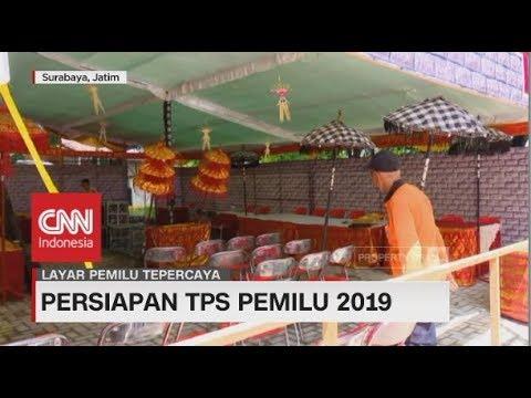 """Tema Unik """"Bhineka Tunggal Ika"""" Menyatukan 4 TPS di Surabaya"""