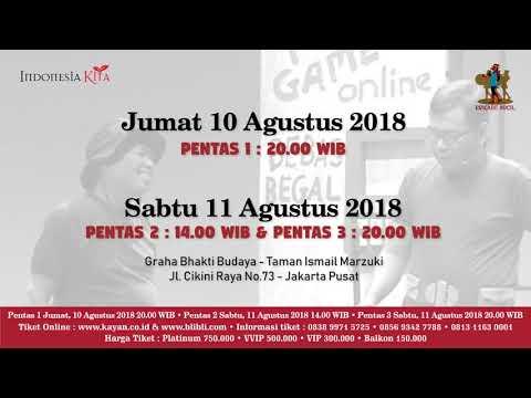 """Brigade Orgil"", Program Indonesia Kita 2018"