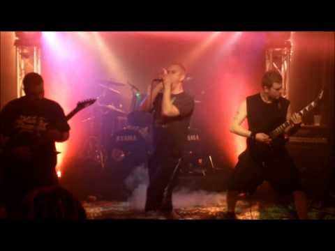 Mortal Ashes - Teuthida @ Sickness In September 2013