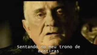 Hurt - Johnny Cash (Legendado)