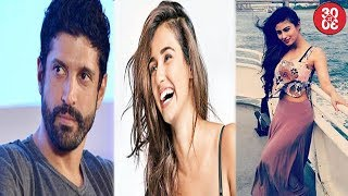 Farhan Akhtar-Disha Patani To Team Up For 'Honeymoon' | Mouni Roy To Debut With Akshay Kumar