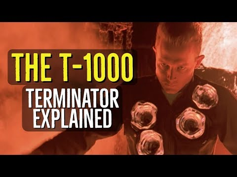 The T-1000 (TERMINATOR Explained)