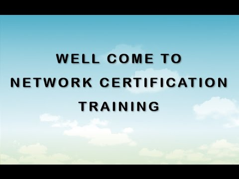 Computer Network Fundamentals Training