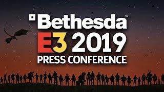 FULL Bethesda E3 2019 Press Conference
