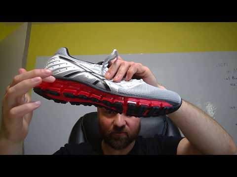 Asics Gel Quantum 180 2 MX Review – Very Good, Lightweight Running Shoes