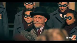 DZUSKI Академія Амбрелла THE UMBRELLA ACADEMY 2019 Український Трейлер UA