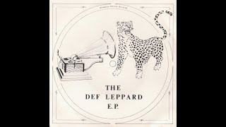 def leppard-ride into the sun [RARE]