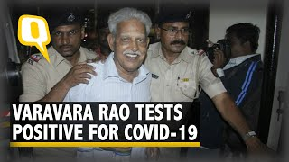 Varavara Rao Tests COVID Positive; Kin Say Hospital Left Him in 'Pool of Urine' | The Quint - Download this Video in MP3, M4A, WEBM, MP4, 3GP