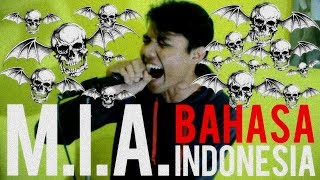 AVENGED SEVENFOLD - M.I.A. cover by THoC bahasa indonesia