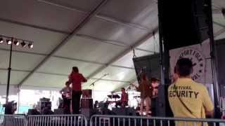 Father John Misty - Now I'm Learning  to Love the War live at Newport Folk Festival 2013