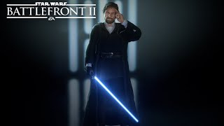 Star Wars Battlefront 2 - Last Jedi Luke Skywalker Skin MOD