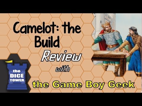 Camelot the Build