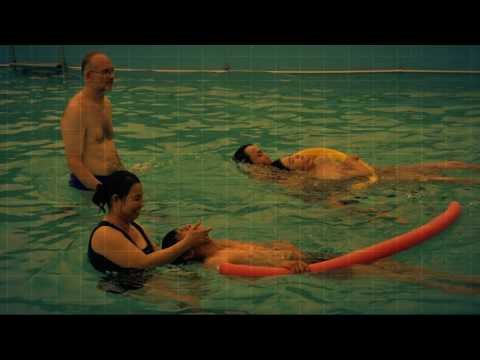 Swimming For Safety in Vietnam