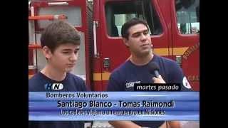 preview picture of video 'Bomberos de Galvez, Santa Fe'