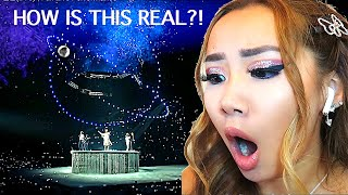 HOW IS THIS REAL?! 😱 BTS (방탄소년단) 'MMA 2019 Live Performance' | Reaction
