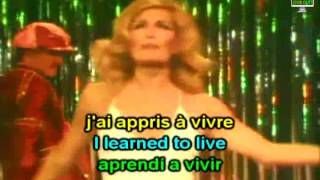 Learn French with Dalida: Laissez-moi danser
