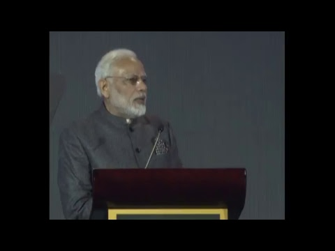 PM Modi addressing ASEAN Business and Investment Summit, Philippines