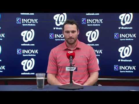 Nats trade Daniel Murphy to the Cubs