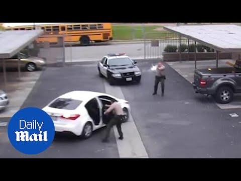 LA county deputies shoot dead unarmed father of three