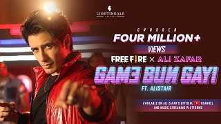 Ali Zafar X Free Fire | Game Bun Gayi | ft. Alistair Alvin | Official Music Video