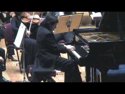 Massimiliano Ferrati plays Chopin Piano Concerto E minor op. 11 part2