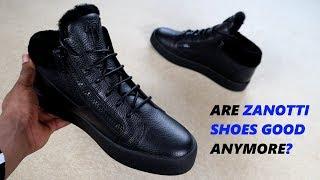 Are Zanotti Sneakers Good? Giuseppe Zanotti Kriss Winter Review
