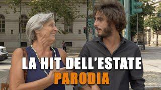 LA HIT DELL' ESTATE   Shade [PARODIA]   PanPers