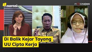 Mereka-Reka Cipta Kerja: Di Balik Kejar Tayang UU Cipta Kerja (Part 1) | Mata Najwa
