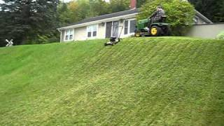 Crazy Lawn Mower