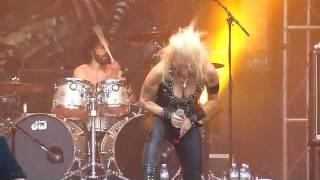 Doro - Hellbound - HELLFEST 2011 by Churchillson