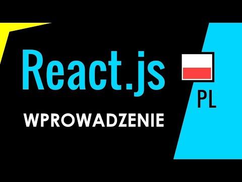Wprowadzenie do biblioteki React.js