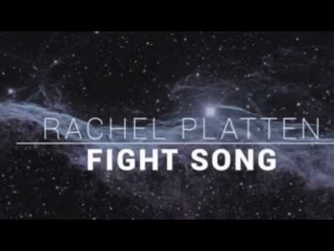 Fight song lyrics~ Rachel Platten