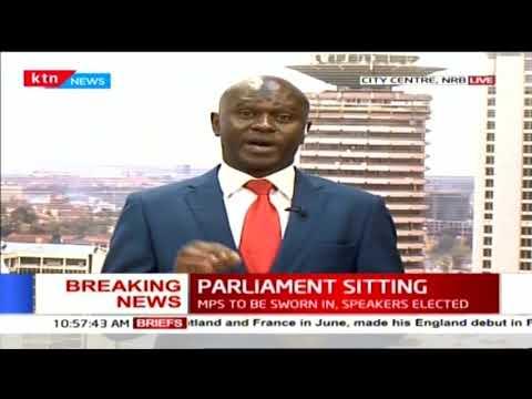 Reason for President Uhuru's gazette notice given on parliament sitting