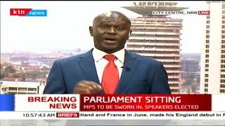 Reason for President Uhuru's gazette notice given on parliament sitting