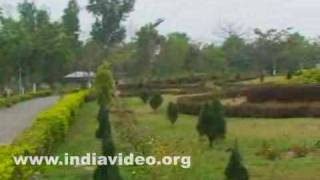 An Eco garden in Tripura