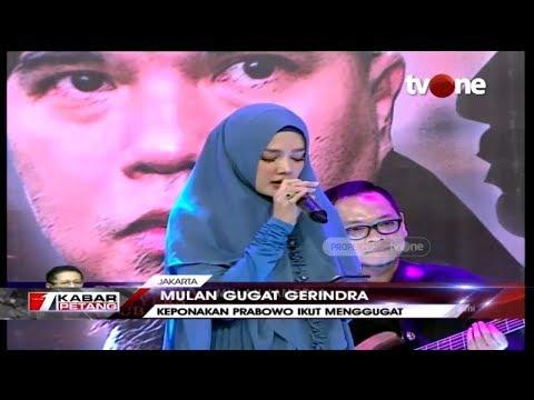 Mulan dan Keponakan Prabowo Gugat Gerindra
