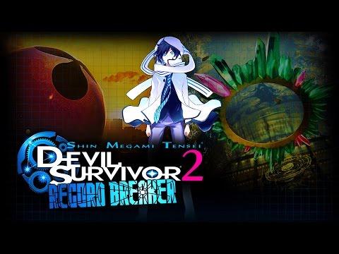 Видео № 0 из игры Shin Megami Tensei: Devil Survivor 2 Record Breaker [3DS]