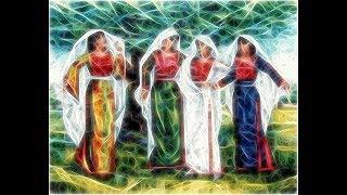 Четыре жены: ! Какая последует за мужем ? Поучительно