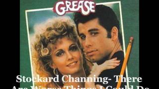 Grease (Rizzo)- There are worse things I could do